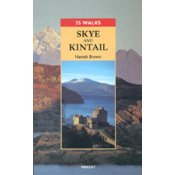 cover of skye and kintail walks by hamish brown