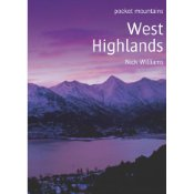 cover of pocket mountains west highlands guide